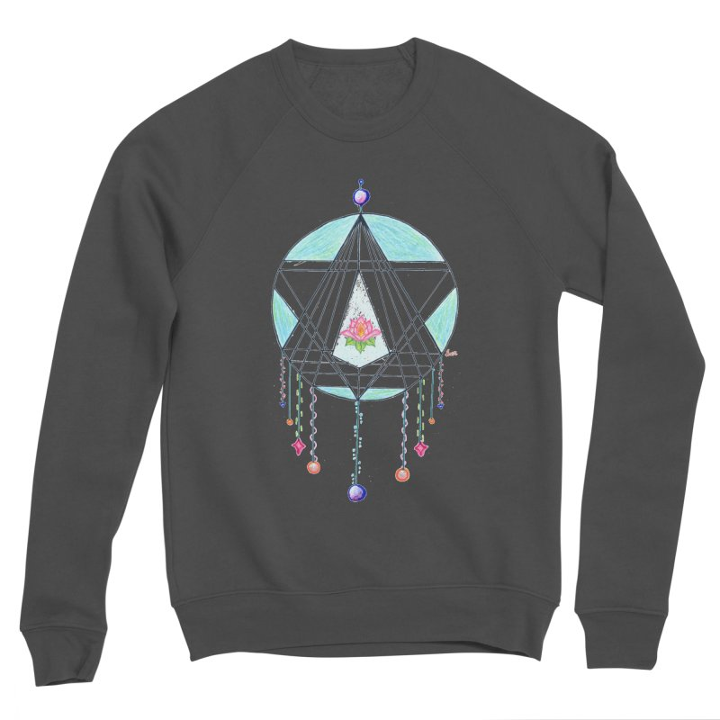 Dreamcatcher Women's Sponge Fleece Sweatshirt by The Life of Curiosity Store