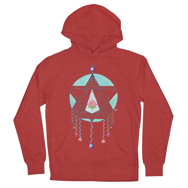 Dreamcatcher Women's French Terry Pullover Hoody by The Life of Curiosity Store