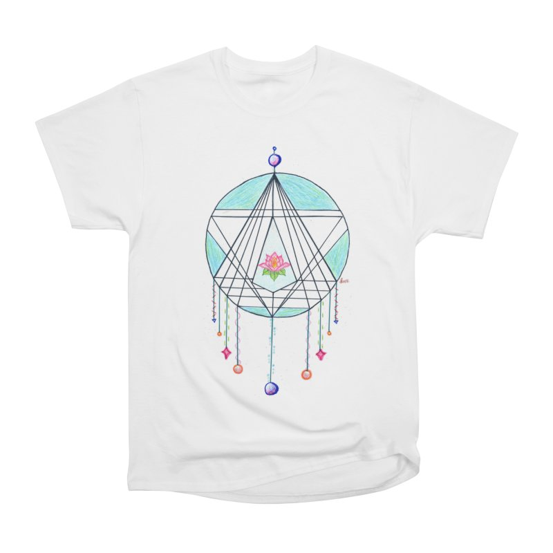 Dreamcatcher Men's Heavyweight T-Shirt by The Life of Curiosity Store