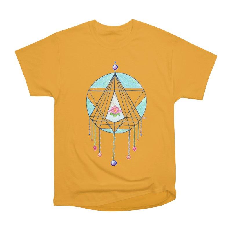 Dreamcatcher Women's Heavyweight Unisex T-Shirt by The Life of Curiosity Store
