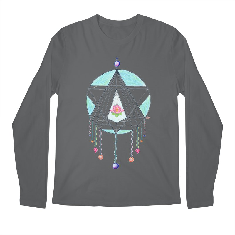 Dreamcatcher Men's Longsleeve T-Shirt by The Life of Curiosity Store