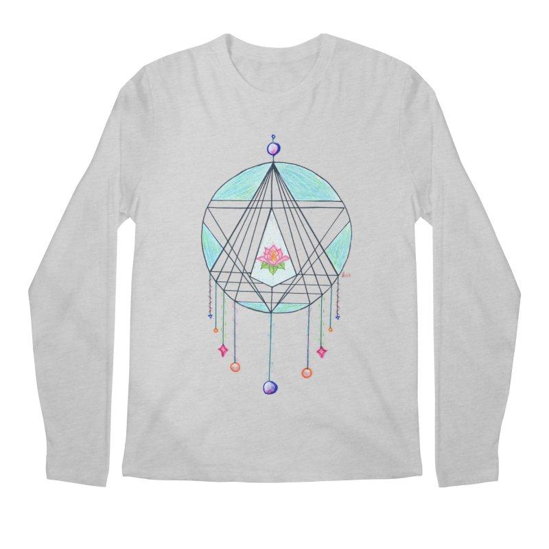 Dreamcatcher Men's Longsleeve T-Shirt by The Life of Curiosity Store