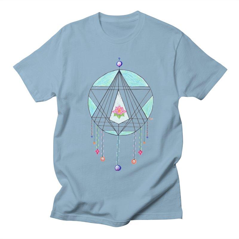 Dreamcatcher Men's Regular T-Shirt by The Life of Curiosity Store