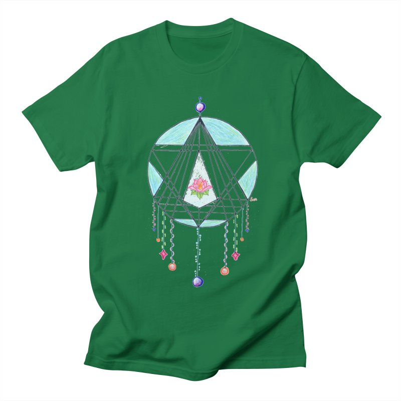 Dreamcatcher Men's Regular T-Shirt by The Life of Curiosity Store