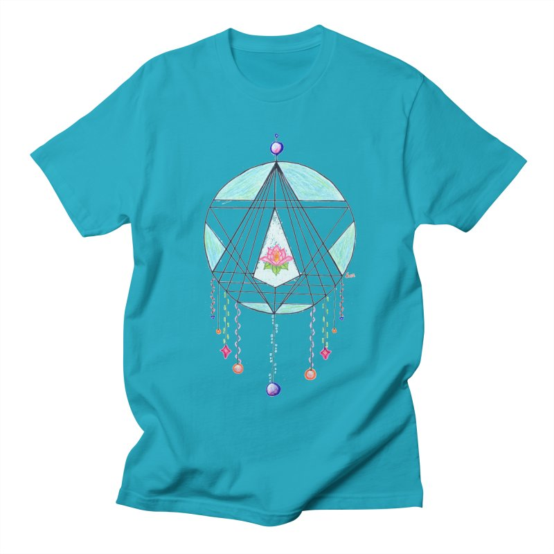 Dreamcatcher Women's Regular Unisex T-Shirt by The Life of Curiosity Store