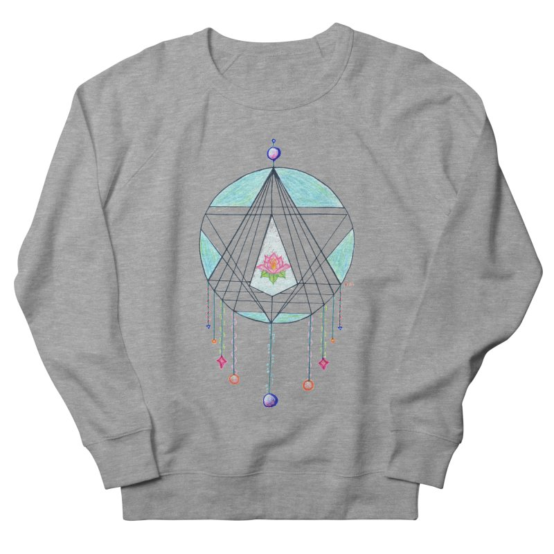 Dreamcatcher Women's French Terry Sweatshirt by The Life of Curiosity Store