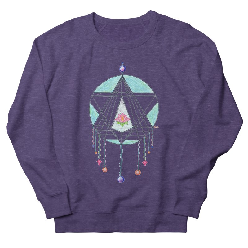Dreamcatcher Men's French Terry Sweatshirt by The Life of Curiosity Store