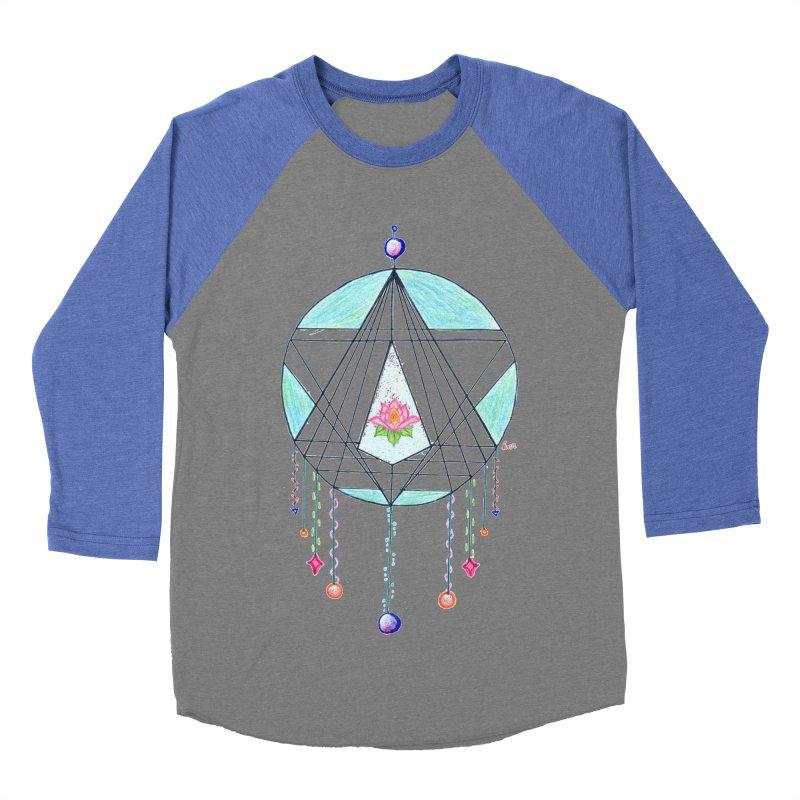 Dreamcatcher Women's Baseball Triblend Longsleeve T-Shirt by The Life of Curiosity Store