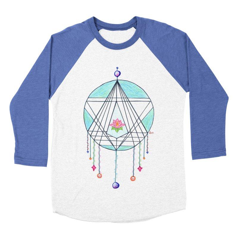 Dreamcatcher Men's Baseball Triblend Longsleeve T-Shirt by The Life of Curiosity Store