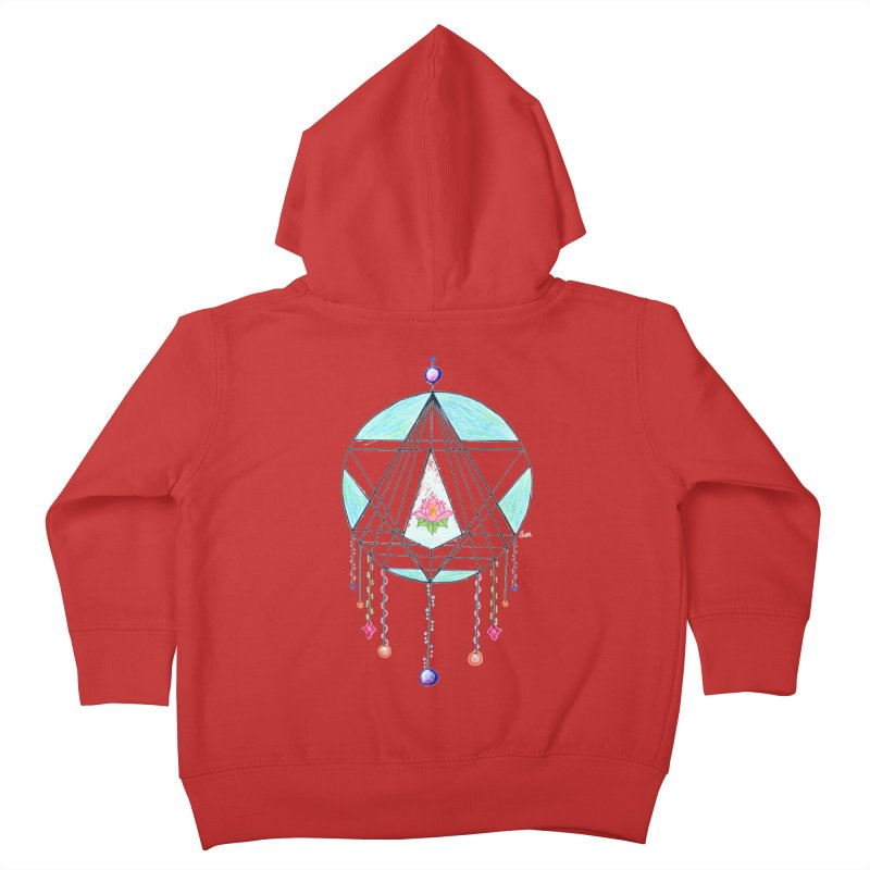 Dreamcatcher Kids Toddler Zip-Up Hoody by The Life of Curiosity Store