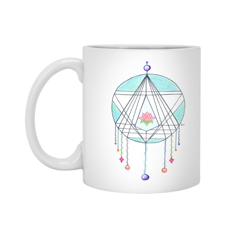 Dreamcatcher Accessories Standard Mug by The Life of Curiosity Store
