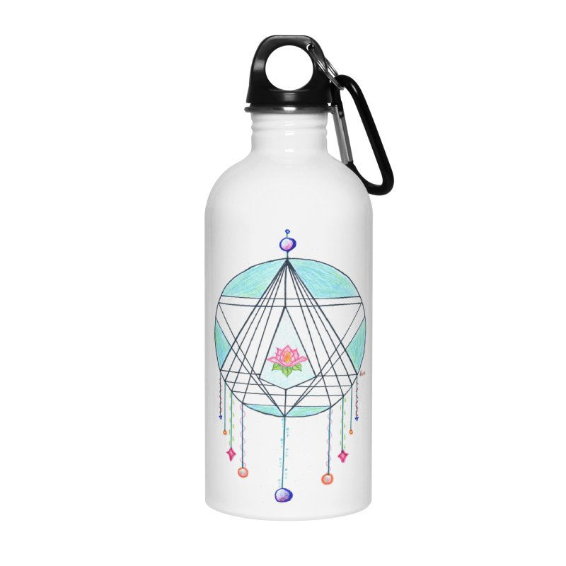 Dreamcatcher Accessories Water Bottle by The Life of Curiosity Store