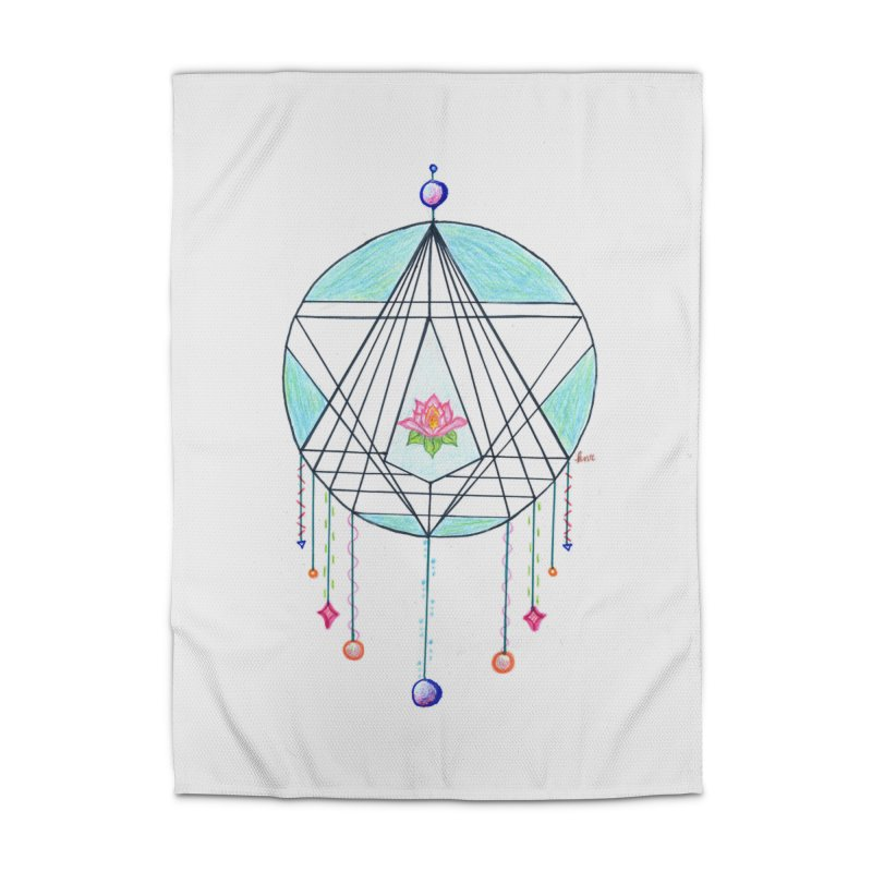 Dreamcatcher Home Rug by The Life of Curiosity Store