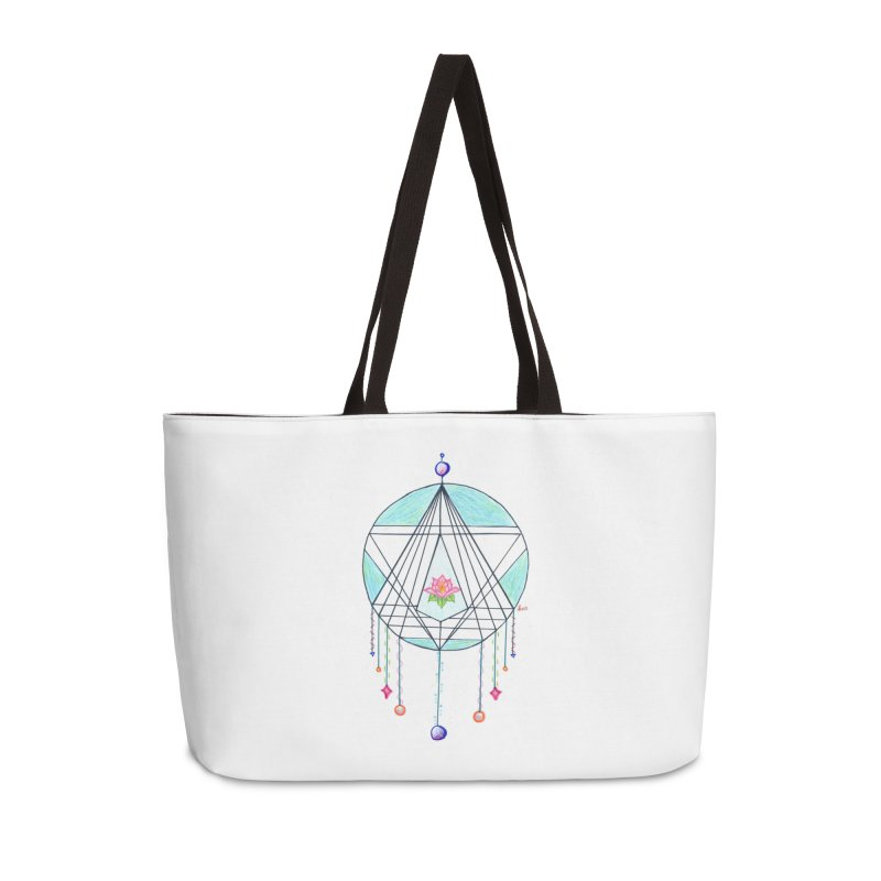 Dreamcatcher Accessories Bag by The Life of Curiosity Store
