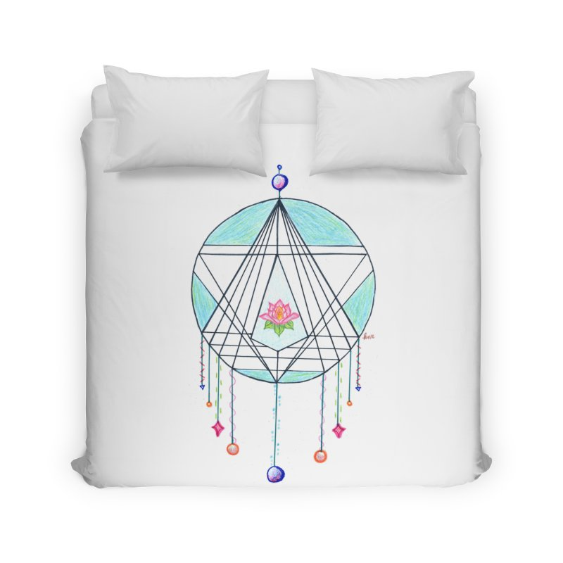 Dreamcatcher Home Duvet by The Life of Curiosity Store