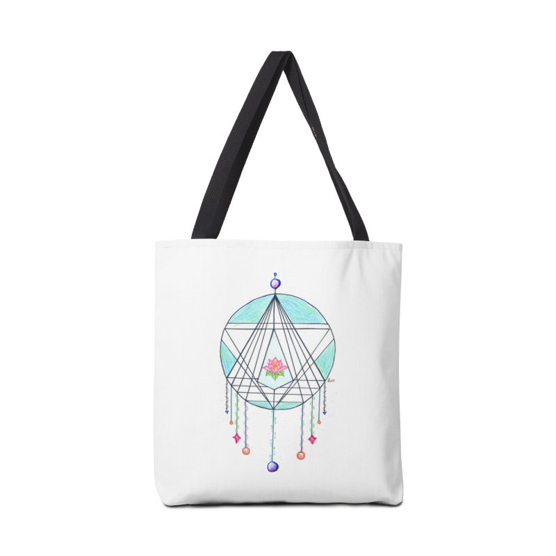 Dreamcatcher Accessories Tote Bag Bag by The Life of Curiosity Store