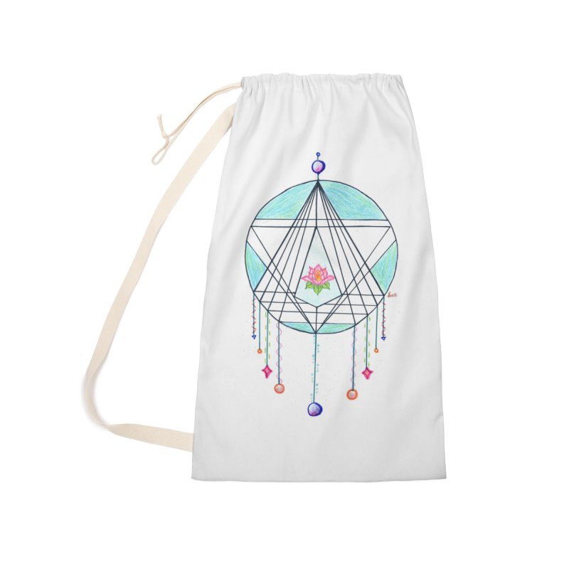 Dreamcatcher Accessories Laundry Bag Bag by The Life of Curiosity Store