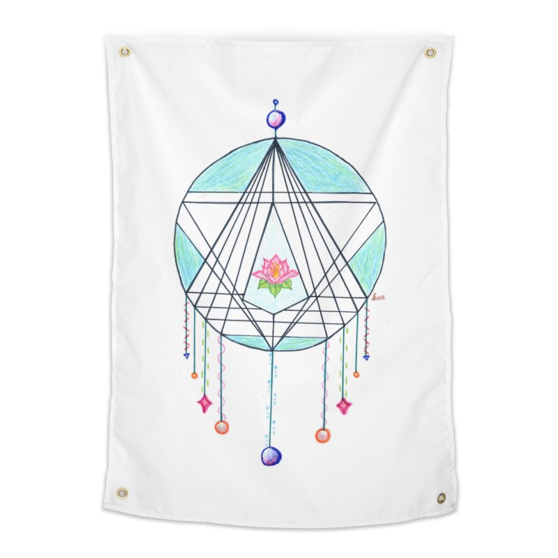 Dreamcatcher Home Tapestry by The Life of Curiosity Store