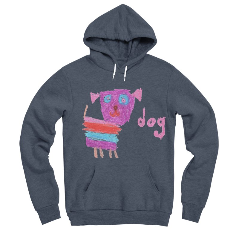 Dog Men's Pullover Hoody by The Life of Curiosity Store