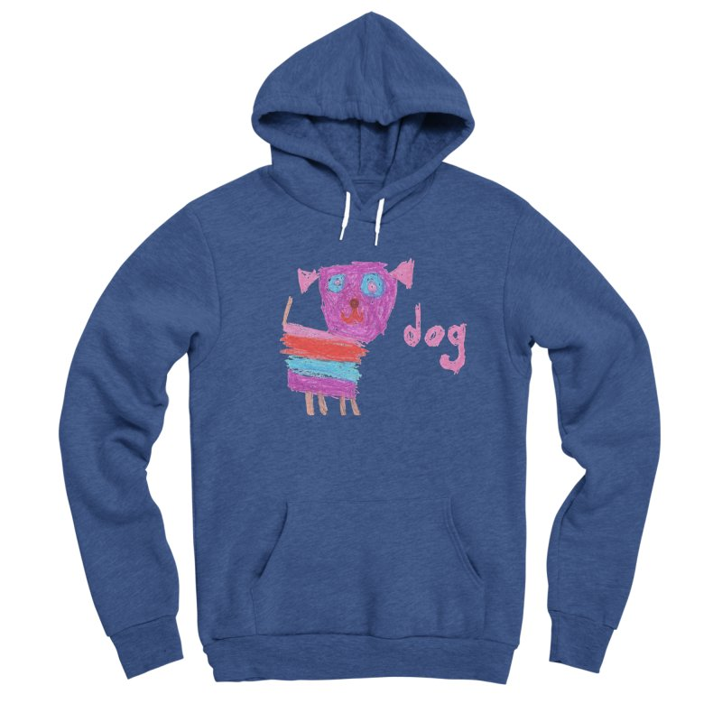 Dog Women's Pullover Hoody by The Life of Curiosity Store