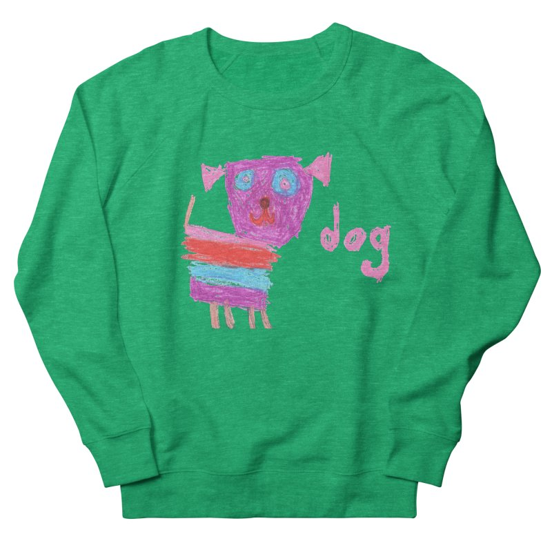 Dog Women's Sweatshirt by The Life of Curiosity Store