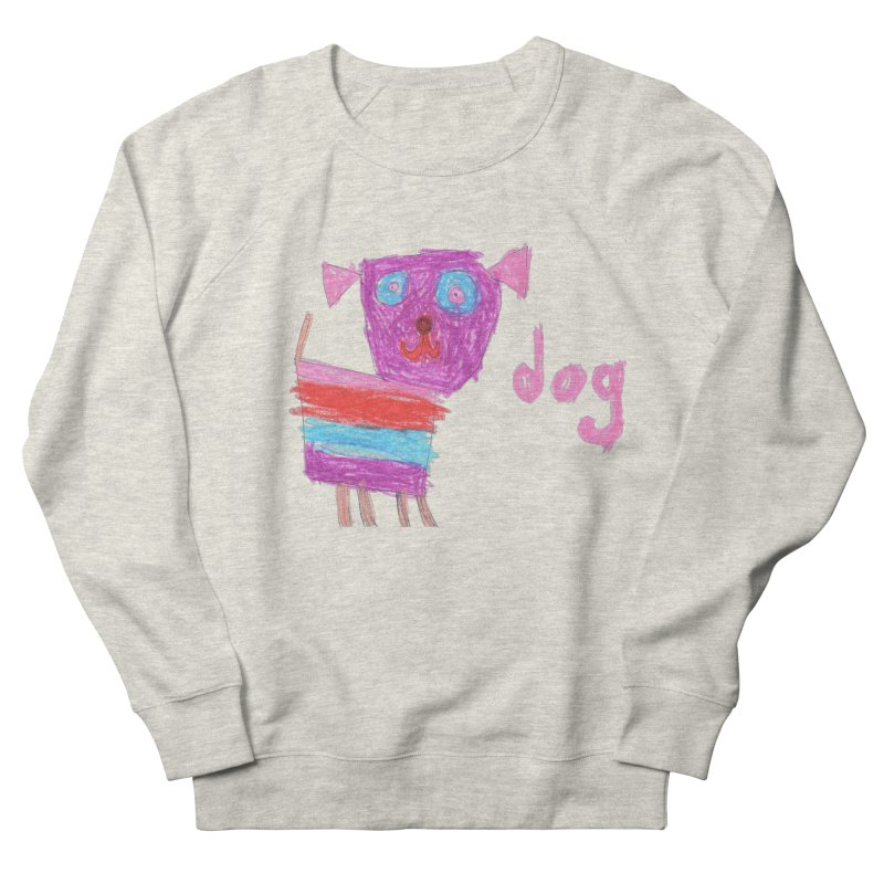 Dog Men's Sweatshirt by The Life of Curiosity Store