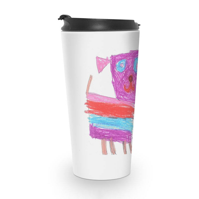 Dog Accessories Travel Mug by The Life of Curiosity Store