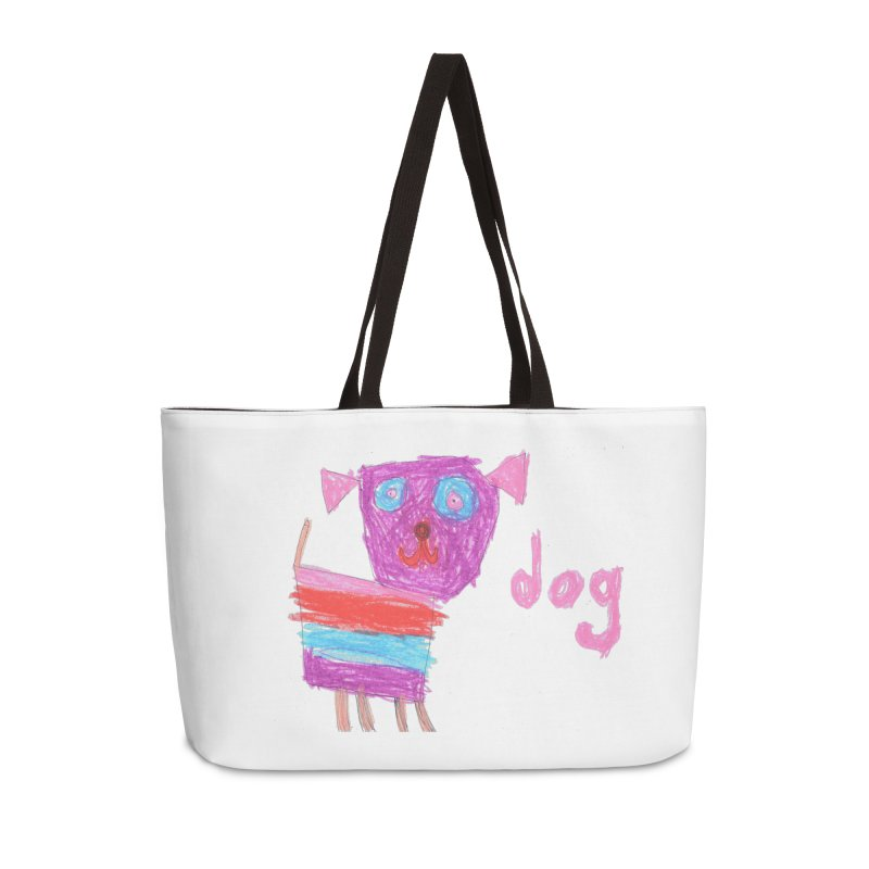 Dog Accessories Weekender Bag Bag by The Life of Curiosity Store
