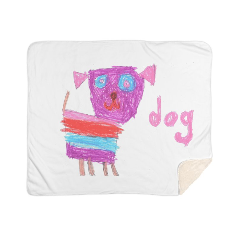 Dog Home Blanket by The Life of Curiosity Store