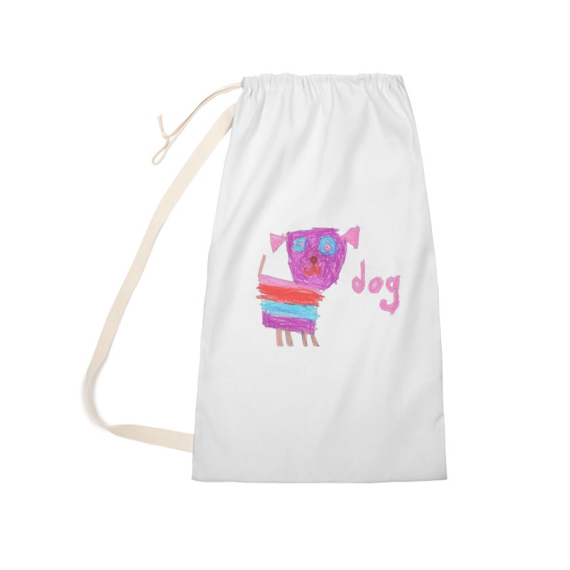 Dog Accessories Laundry Bag Bag by The Life of Curiosity Store