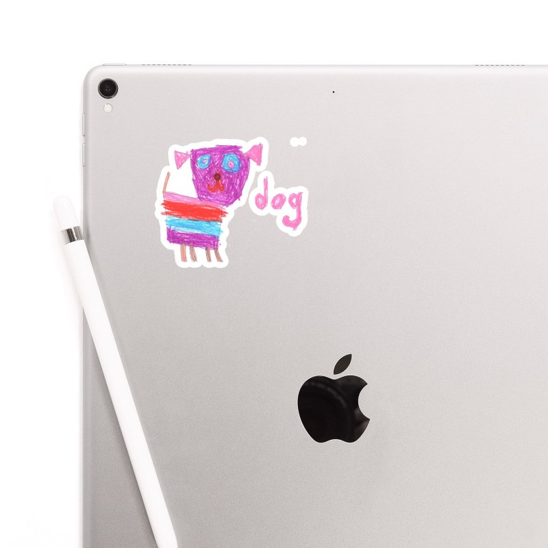 Dog Accessories Sticker by The Life of Curiosity Store