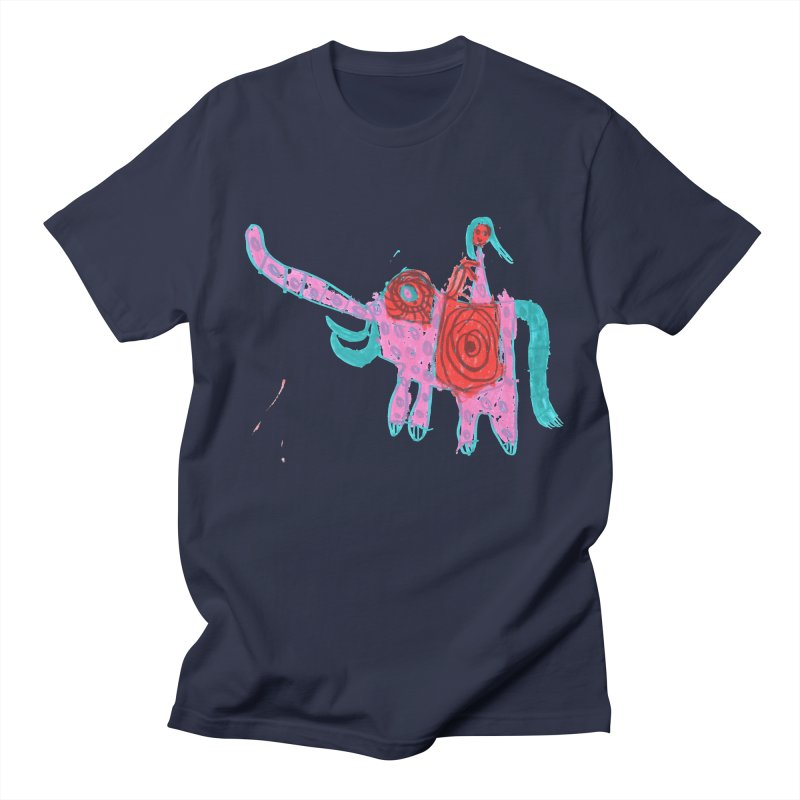 Elephant Rider Women's T-Shirt by The Life of Curiosity Store