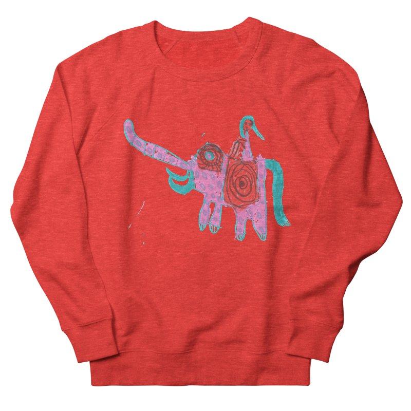 Elephant Rider Women's Sweatshirt by The Life of Curiosity Store