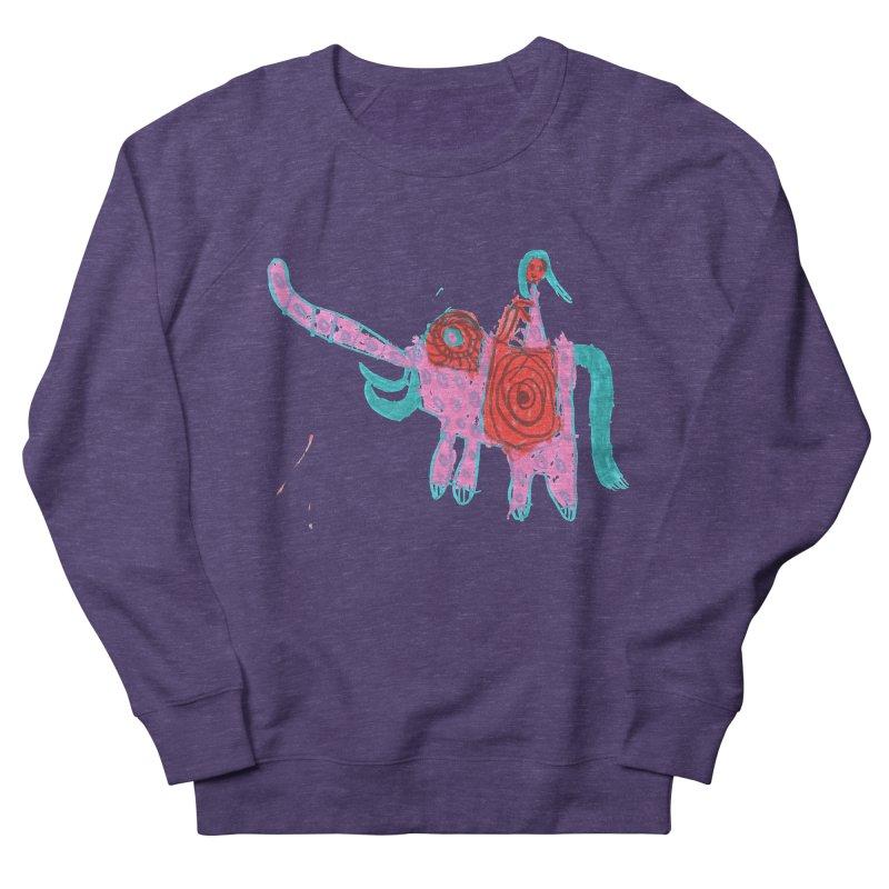 Elephant Rider Men's Sweatshirt by The Life of Curiosity Store