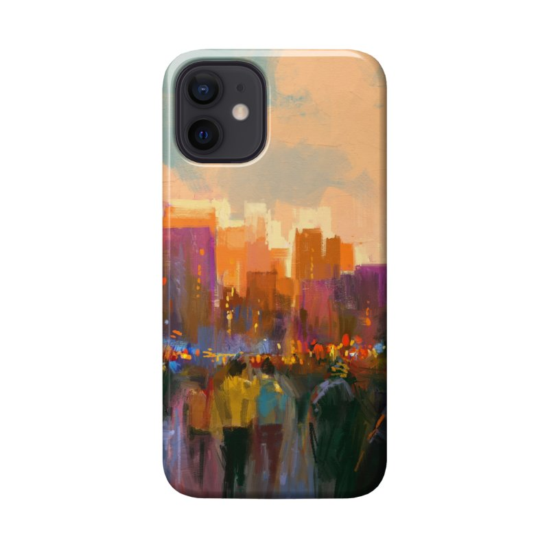 Urban Sunset Accessories Phone Case by LiftYourWorld's Artist Shop