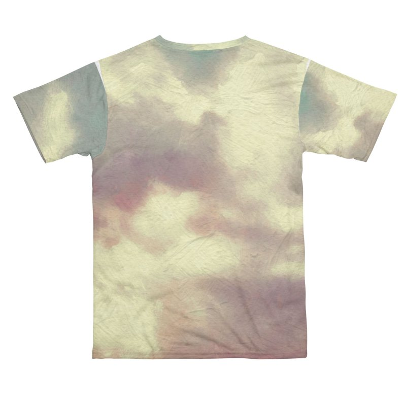 Clouds at Sunset Men's Cut & Sew by LiftYourWorld's Artist Shop
