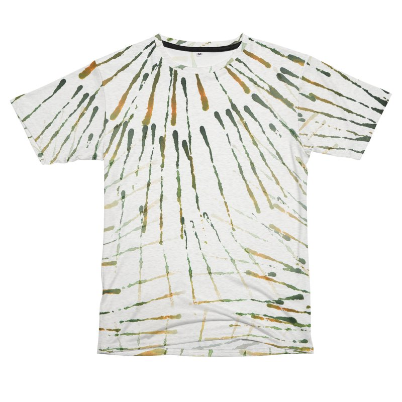 Green and Yellow Dandelions Women's Cut & Sew by LiftYourWorld's Artist Shop