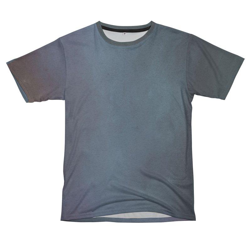 Rothko-style Purple, Blue, Teal Shirt Women's Cut & Sew by LiftYourWorld's Artist Shop