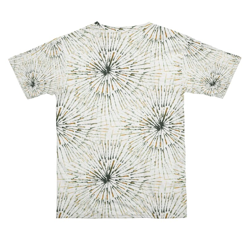 Dandelions_Green_v4 Women's Cut & Sew by LiftYourWorld's Artist Shop