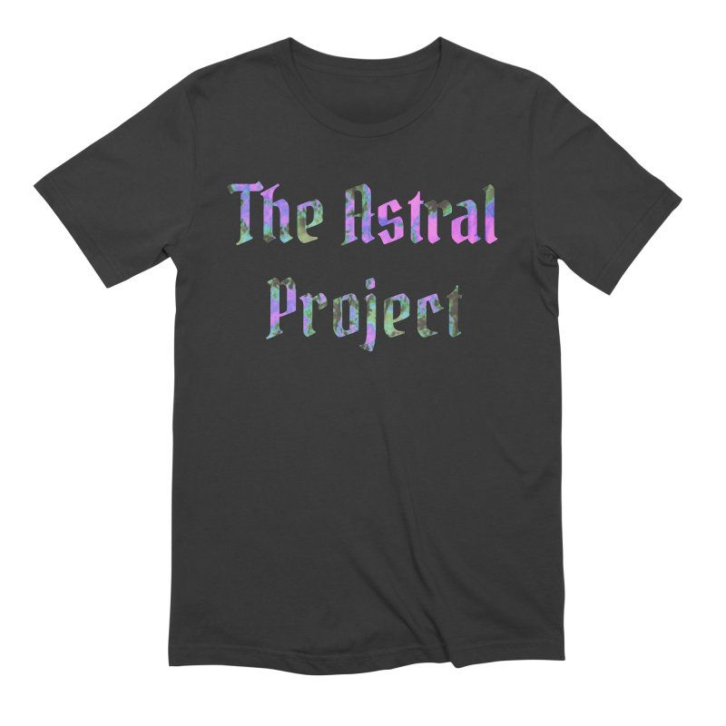 Tie Dye Astral Men's T-Shirt by LilGood's Artist Shop