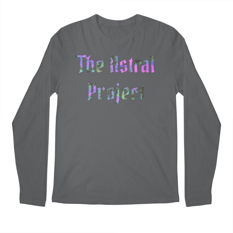Tie Dye Astral Men's Longsleeve T-Shirt by LilGood's Artist Shop