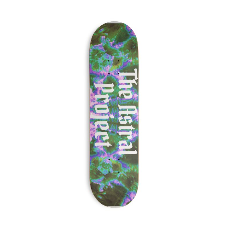 The Astral Project Skateboard Accessories Skateboard by LilGood's Artist Shop