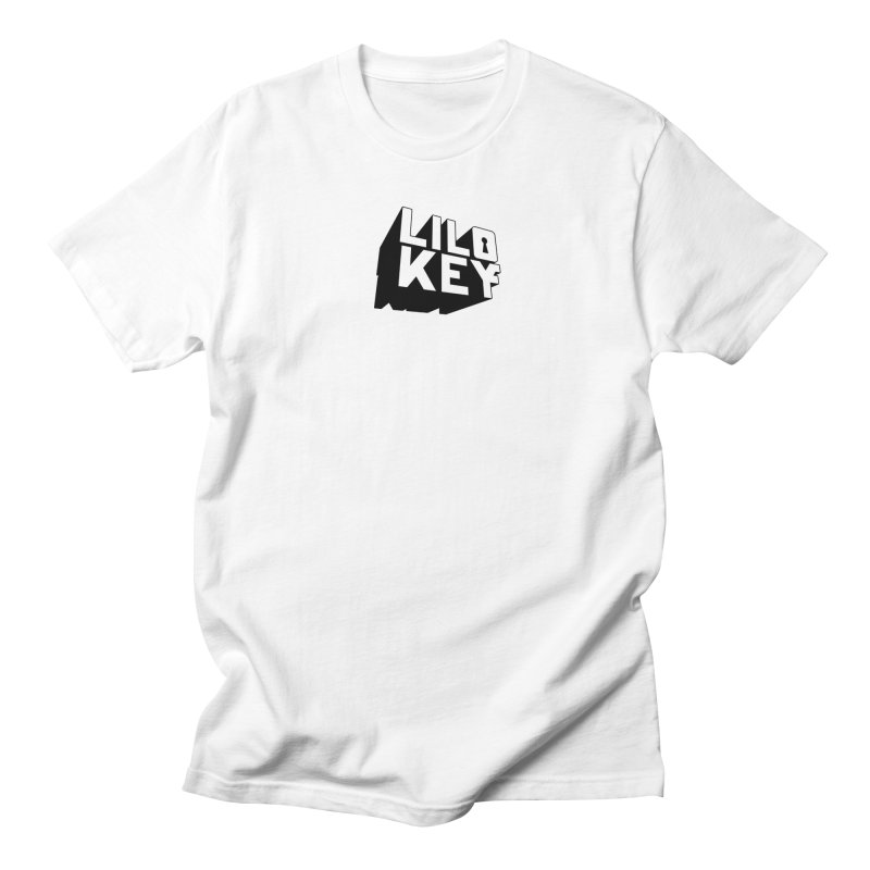 Lilo Key Basic Logo Men's T-Shirt by GOD HELP THE REST - Lilo Key Official Merch