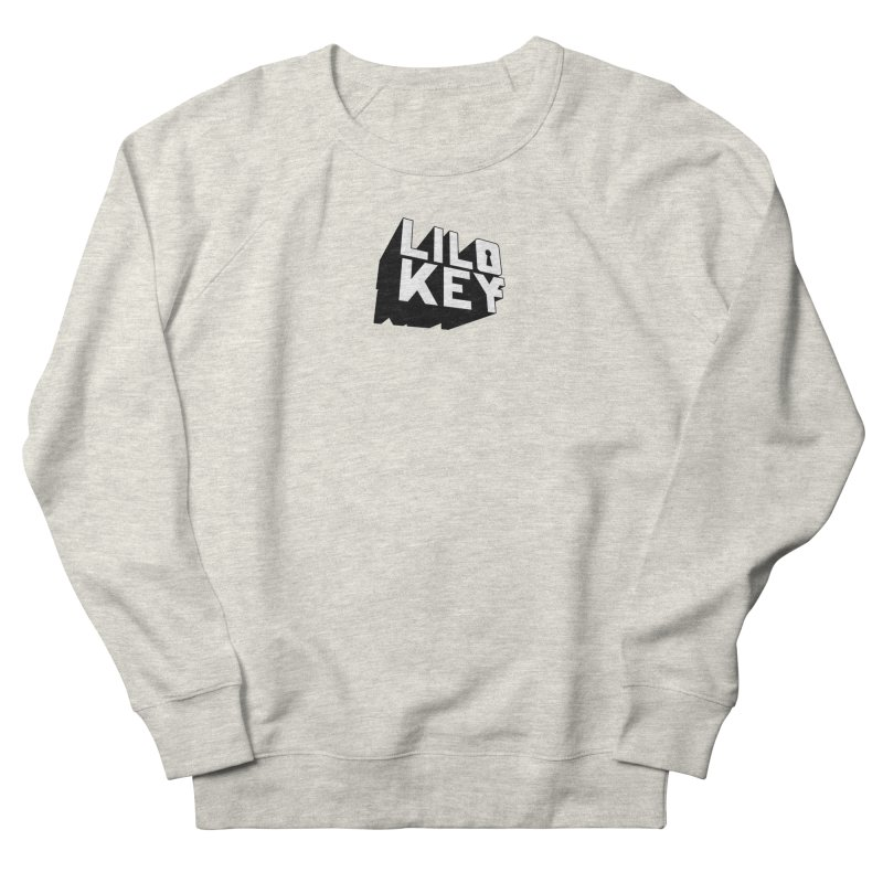Lilo Key Basic Logo Women's French Terry Sweatshirt by GOD HELP THE REST - Lilo Key Official Merch