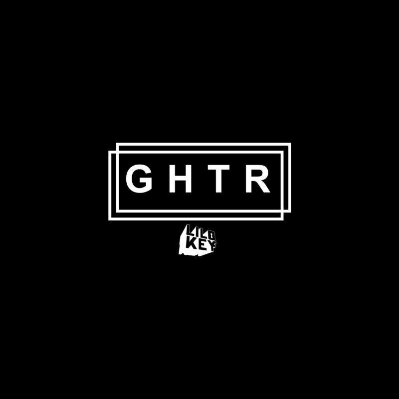 """GHTR"" Box Logo w/ Lilo Key  by GOD HELP THE REST - Lilo Key Official Merch"