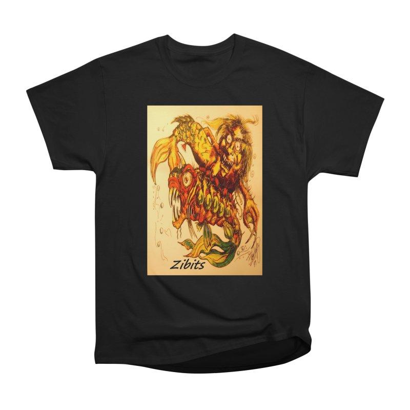 ZIBITS Men's Classic T-Shirt by LionPoint.Studio FX