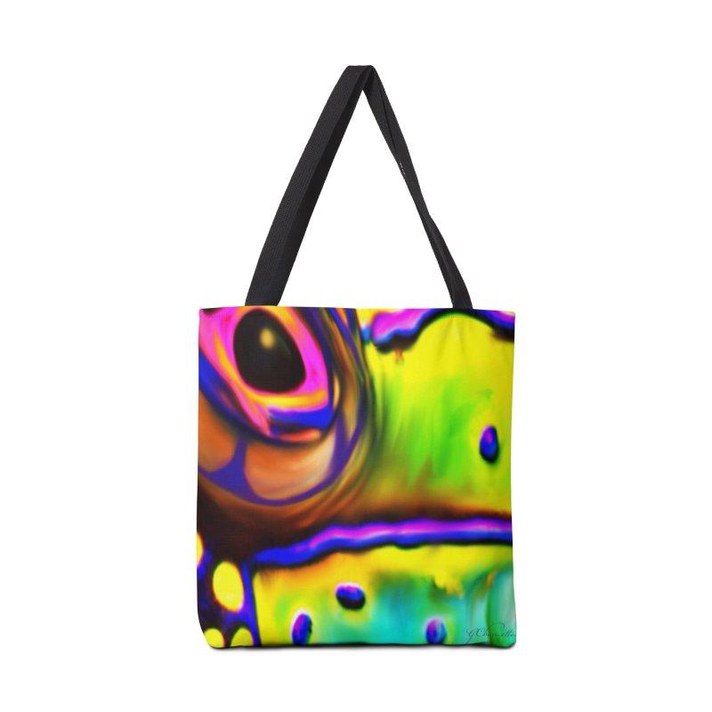 Mandarin in Tote Bag by LIQUID MOTION® Fine Art - Ocean & Marine Gifts & P