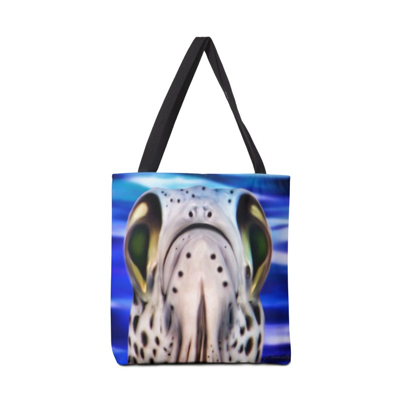 From the garden in Tote Bag by LIQUID MOTION® Fine Art - Ocean & Marine Gifts & P