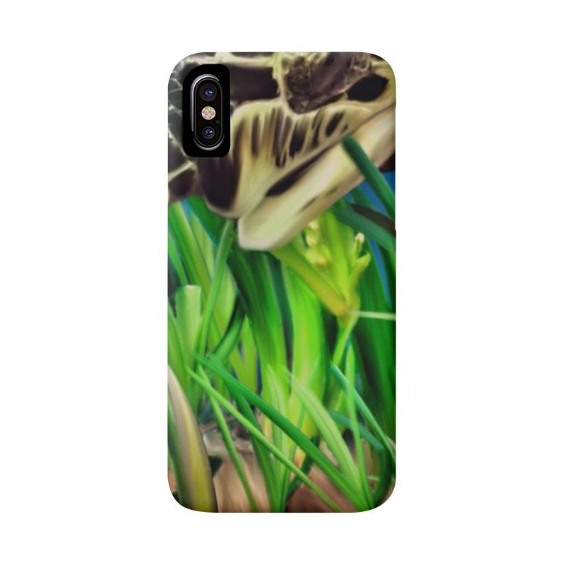 Turtle grass in iPhone X Phone Case Slim by LIQUID MOTION® Fine Art - Ocean & Marine Gifts & P