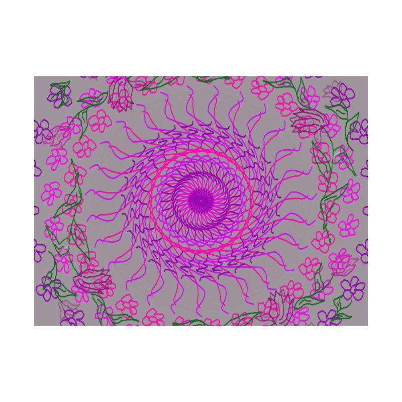 Lisasartphotography purple and pink floral mandala design purple and pink floral mandala design junglespirit Image collections